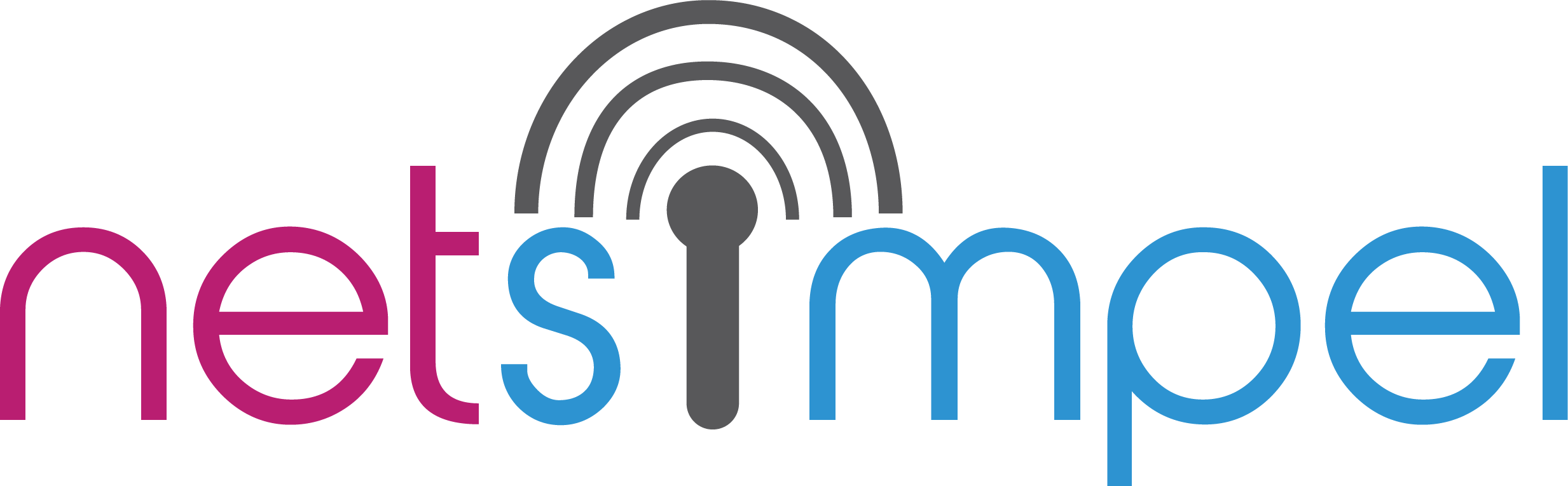 Netsimpel * Logo * Website * Webshop