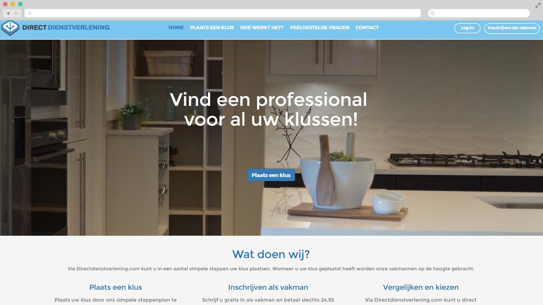 Portal Directdienstverlening