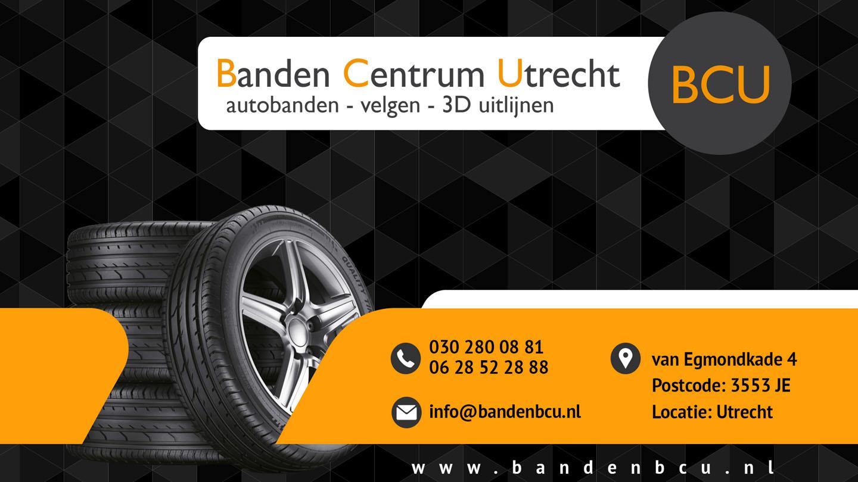 Visitekaartje Banden Centrum Utrecht